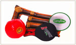 Personalised promotional items - An object in your colours